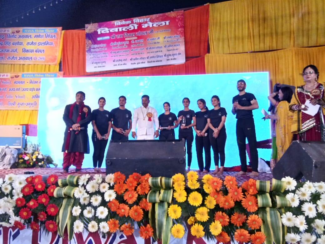 2019 Diwali Stage Performance