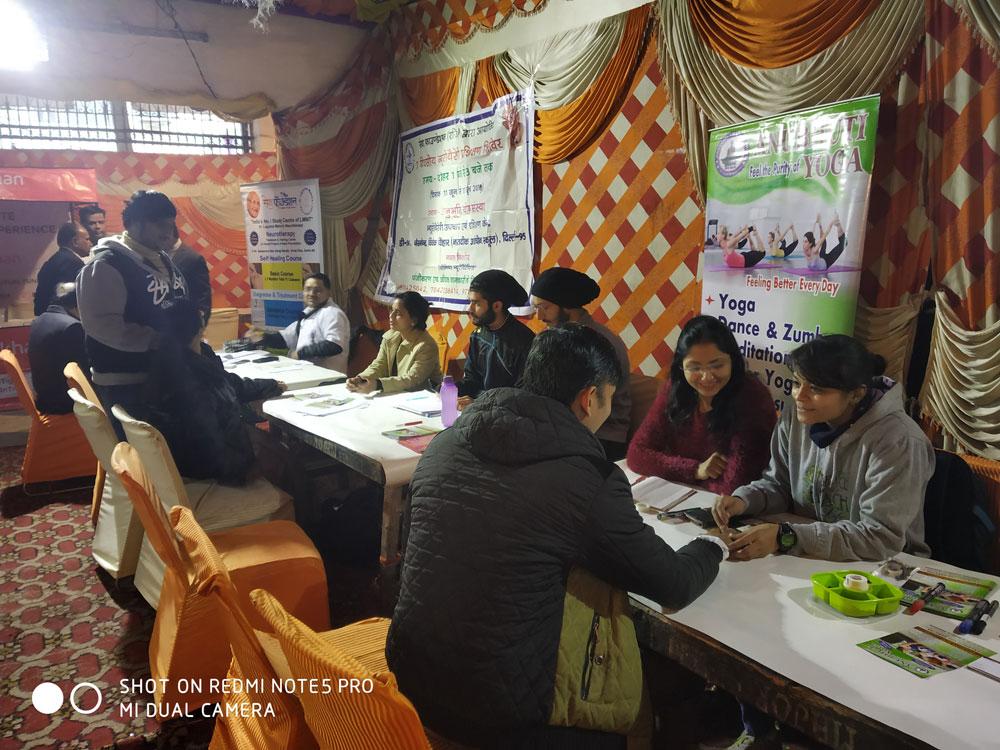 Sujok Camp At Varshney Bhawan